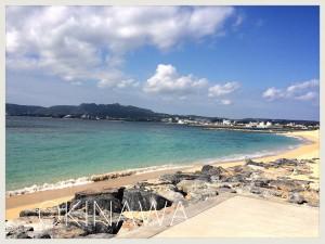 Okinawa beach